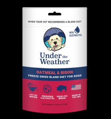 Oatmeal-Bison big