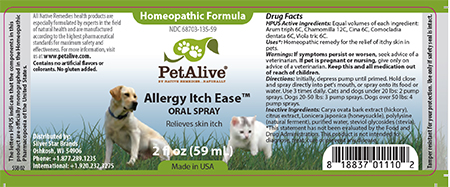 Pet Alive Allergy Ease